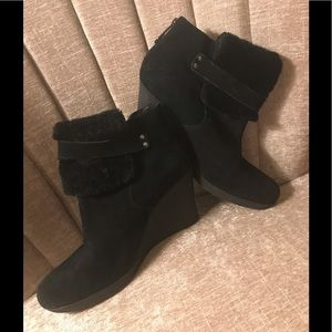 UGG Ankle Boots Wedges
